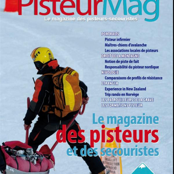 Magazine Pisteur Secouriste #1