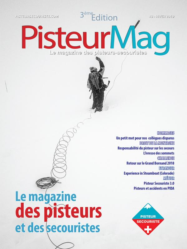 Magazine Pisteur Secouriste #3